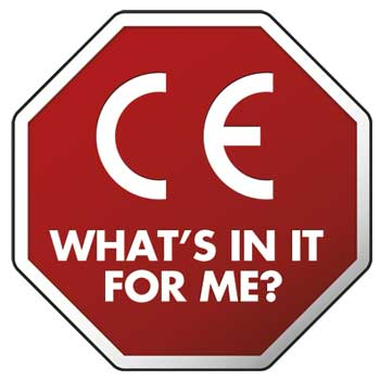 CE Mark for insulation