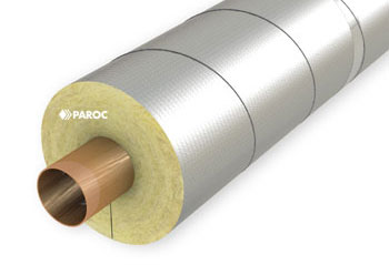 for HVAC pipes.  sc 1 st  Paroc & Heating and Water Pipes | Thermal Insulation - Paroc.co.uk